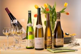 Bières et vins d'Alsace Cave de Cleebourg