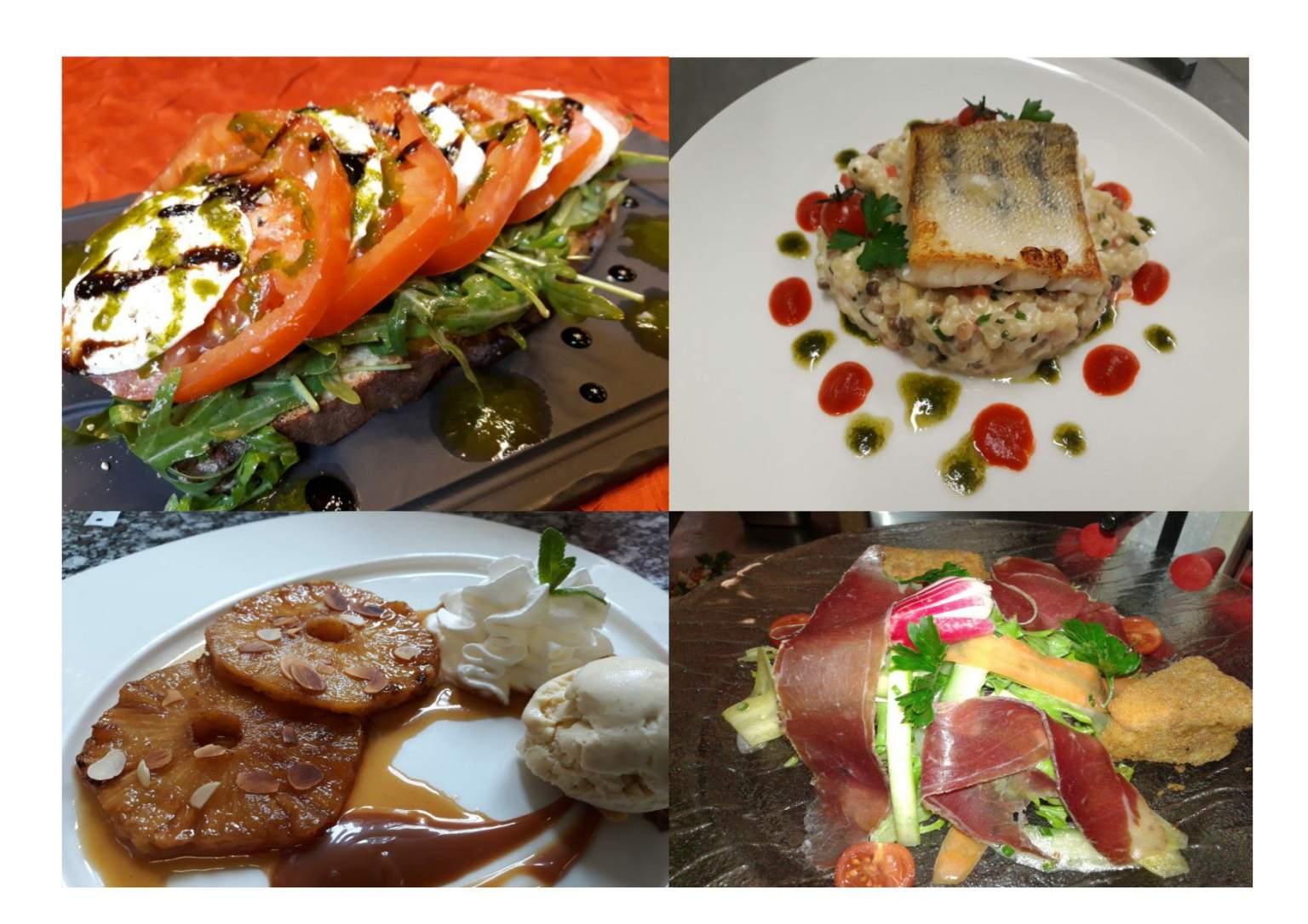 Cuisine Alsacienne - Cartes et menusde l'Hôtel La Couronne à Wissembourg